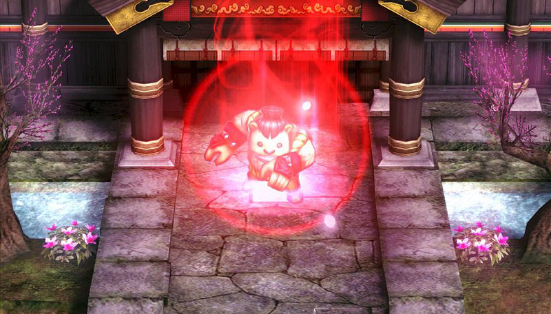 God Wars: Future Past - Screenshot 2