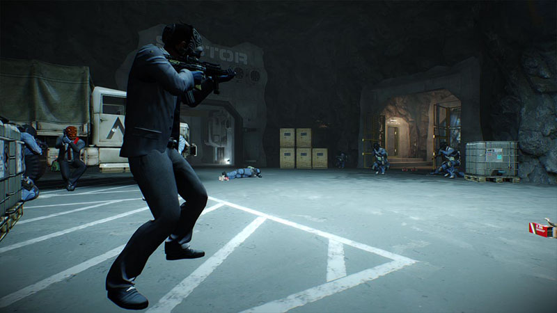 Payday 2: The Big Score - Screenshot 6