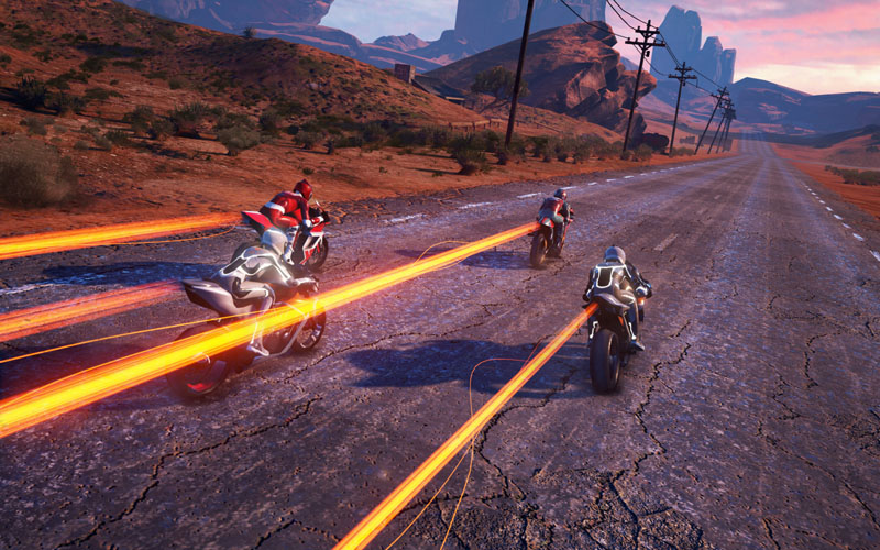 Moto Racer 4 - Screenshot 4