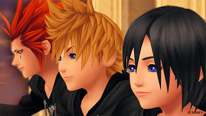 Kingdom Hearts 1.5 + 2.5 Remix - Screenshot 3