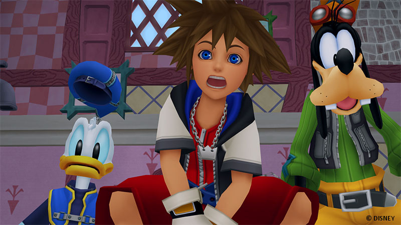 Kingdom Hearts 1.5 + 2.5 Remix - Screenshot 4