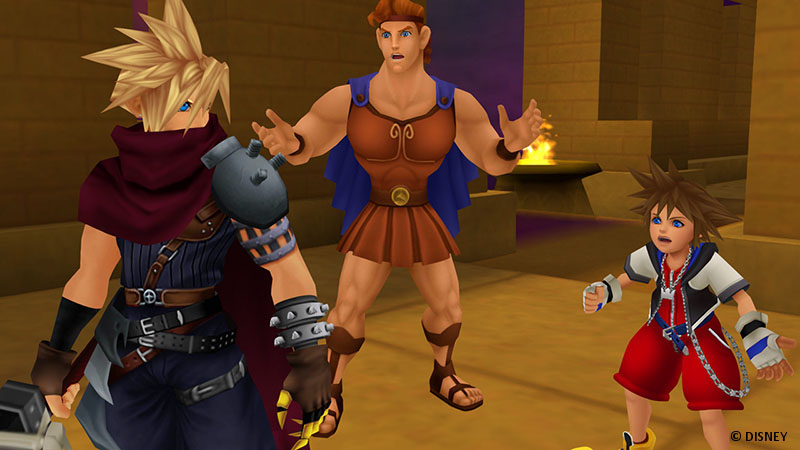 Kingdom Hearts 1.5 + 2.5 Remix - Screenshot 5