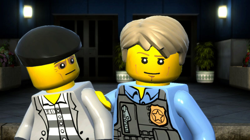 LEGO City Undercover - Screenshot 2