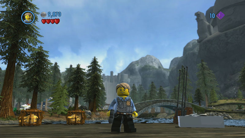 LEGO City Undercover - Screenshot 3