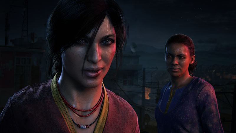 Uncharted: The Lost Legacy - Screenshot 1