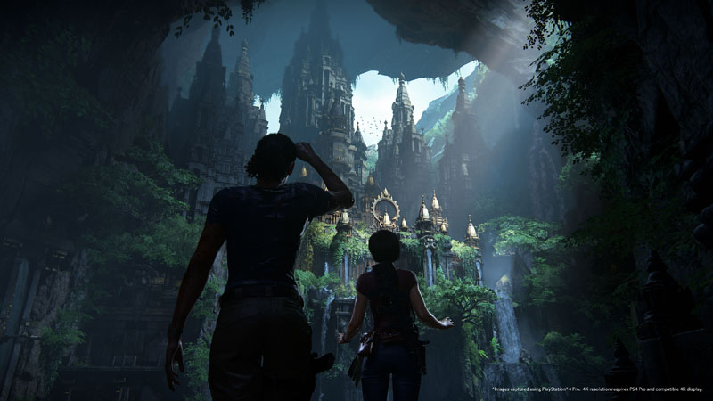 Uncharted: The Lost Legacy - Screenshot 2