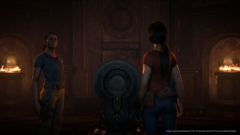 Uncharted: The Lost Legacy - Screenshot 4