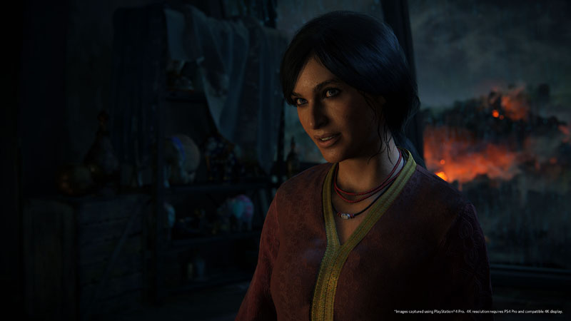 Uncharted: The Lost Legacy - Screenshot 5