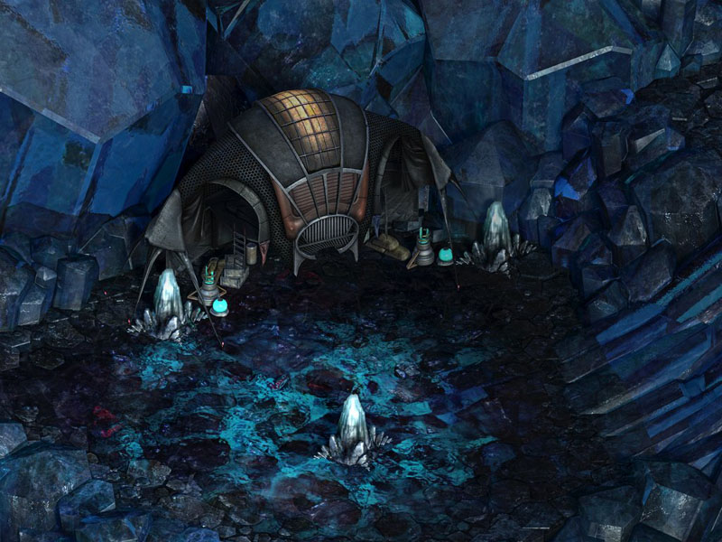 Torment: Tides of Numenera Collector's Edition - Screenshot 1