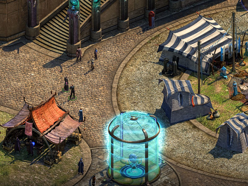 Torment: Tides of Numenera Collector's Edition - Screenshot 4