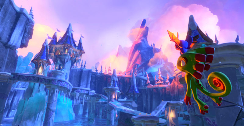 Yooka-Laylee - Screenshot 2