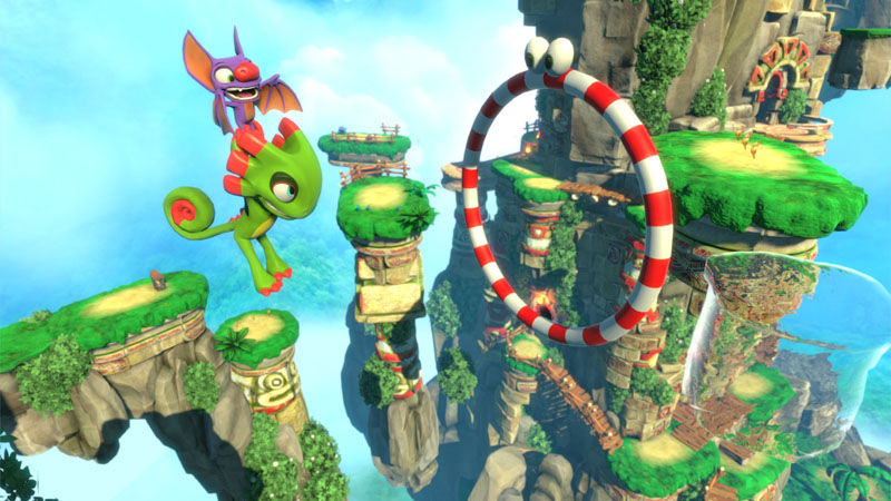 Yooka-Laylee - Screenshot 4
