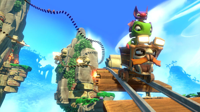 Yooka-Laylee - Screenshot 5