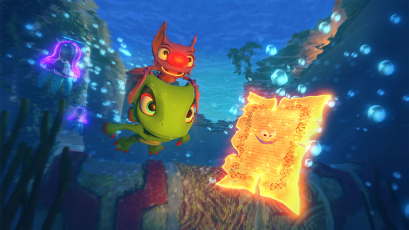 Yooka-Laylee - Screenshot 7