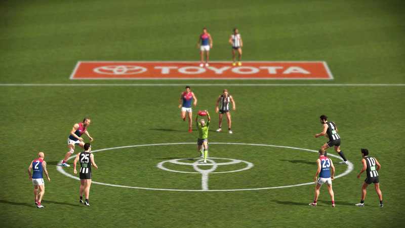 AFL Evolution - Screenshot 1