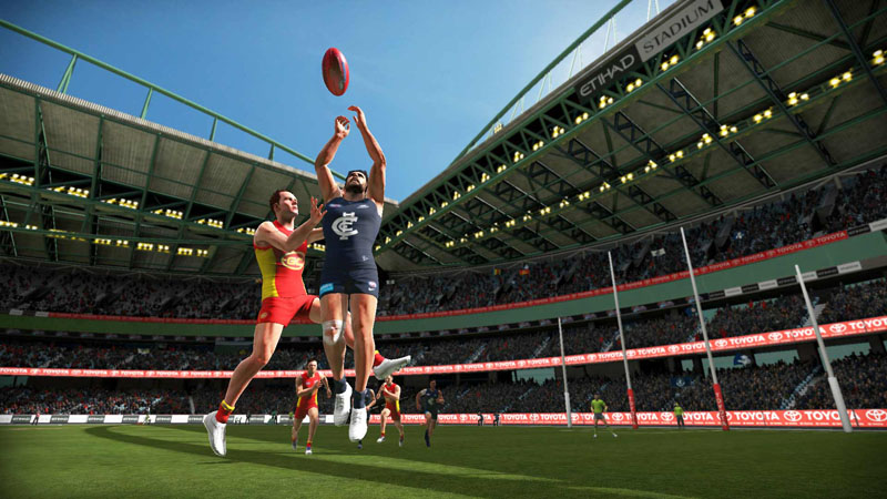 AFL Evolution Season Pack 2018 - Screenshot 2
