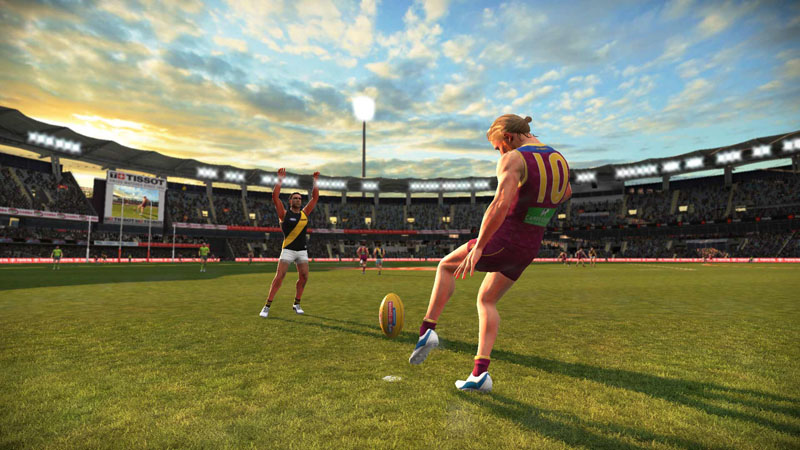 AFL Evolution Season Pack 2018 - Screenshot 3
