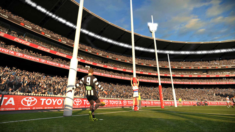 AFL Evolution - Screenshot 5