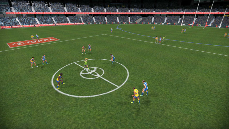 AFL Evolution - Screenshot 4