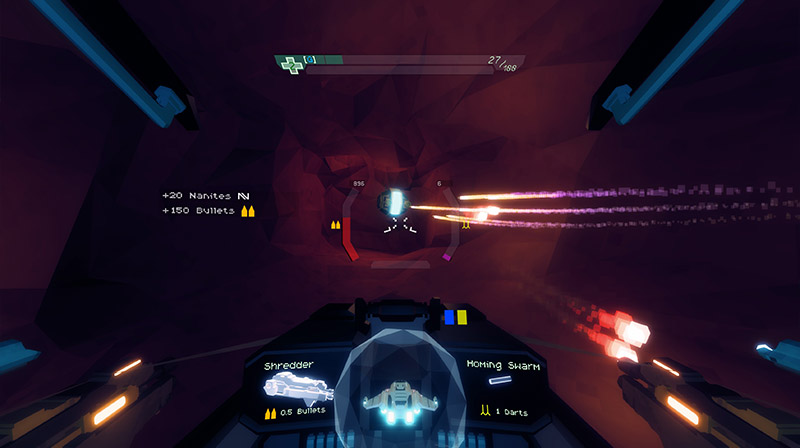 Sublevel Zero Redux - Screenshot 1