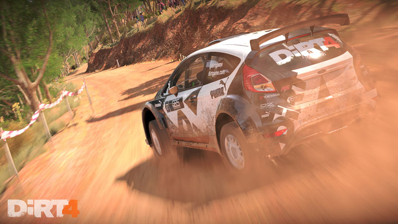 DiRT 4 - Screenshot 1