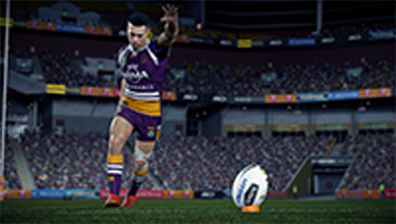 Rugby League Live 4 - Screenshot 3