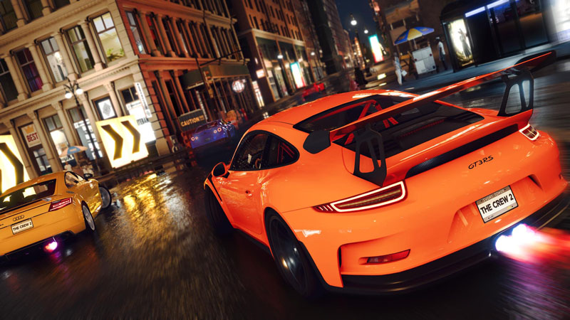 The Crew 2 - Screenshot 1