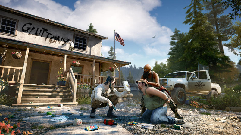 Far Cry 5 - Screenshot 4