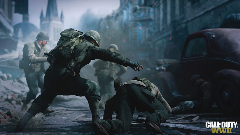 Call of Duty: WWII Steel Case Bundle - Screenshot 1