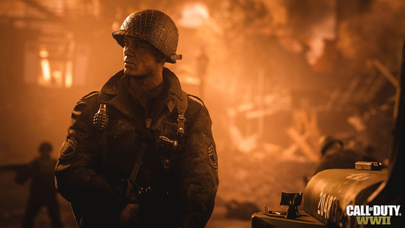 Call of Duty: WWII - Screenshot 2