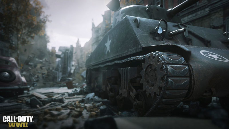 Call of Duty: WWII Steel Case Bundle - Screenshot 3