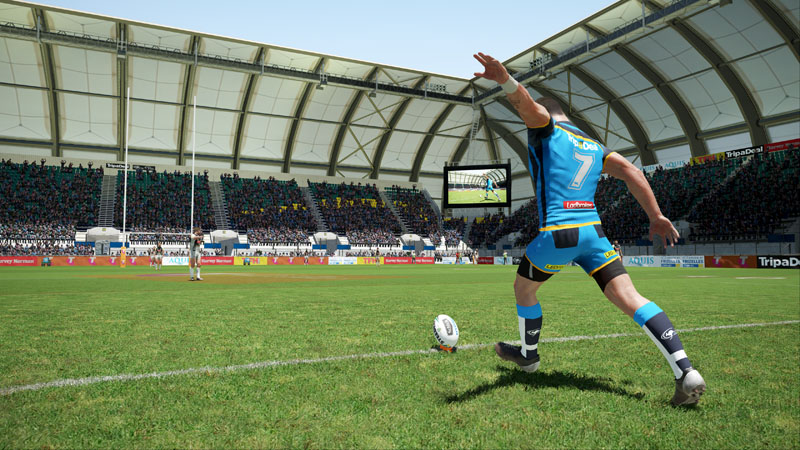 Rugby League Live 4 - Screenshot 8