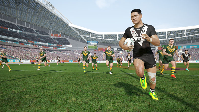 Rugby League Live 4 - Screenshot 5