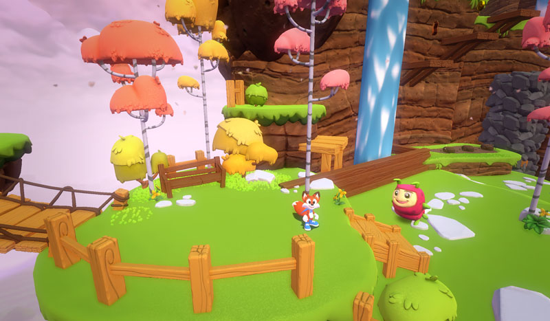 Super Lucky's Tale - Screenshot 1