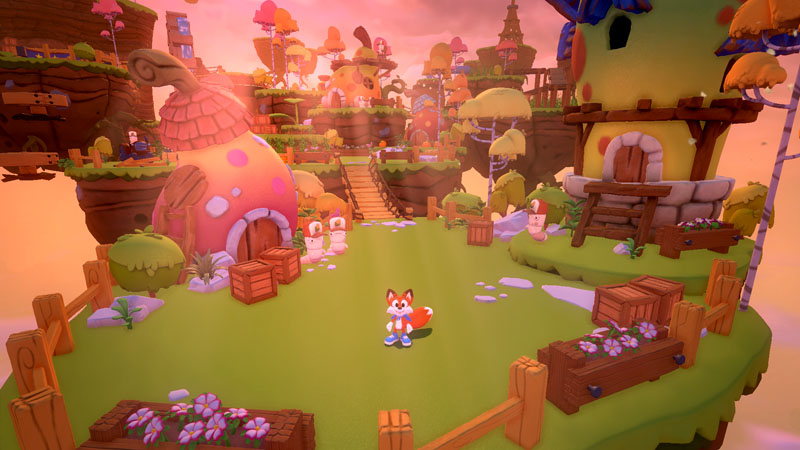 Super Lucky's Tale - Screenshot 5