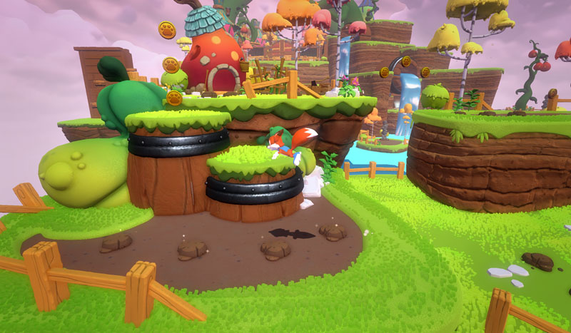 Super Lucky's Tale - Screenshot 8