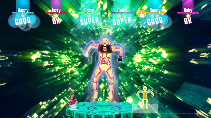 Just Dance 2018 - Screenshot 9