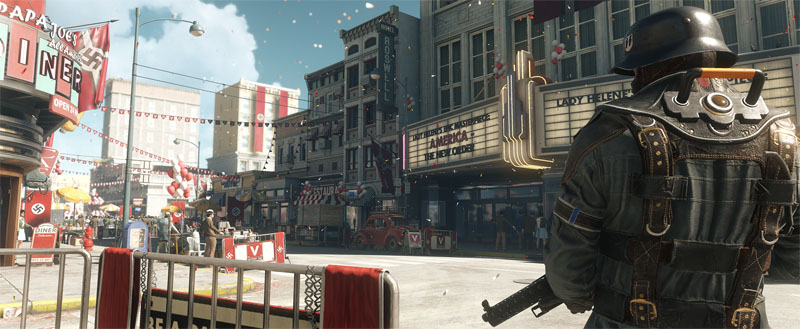 Wolfenstein II: The New Colossus - Screenshot 6