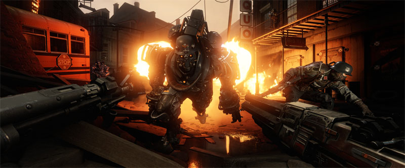 Wolfenstein II: The New Colossus - Screenshot 2