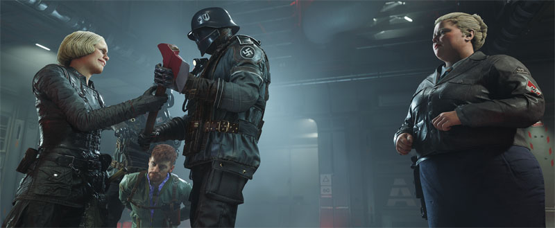 Wolfenstein II: The New Colossus - Screenshot 7