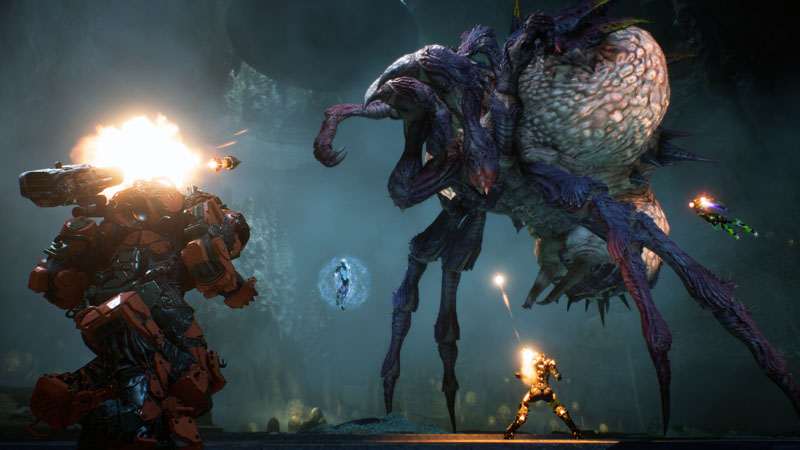 Anthem - Screenshot 4