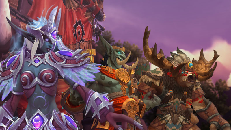 World of Warcraft: Battle for Azeroth - Collector's Edition - Screenshot 2