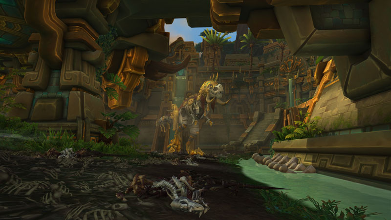 World of Warcraft: Battle for Azeroth - Collector's Edition - Screenshot 3