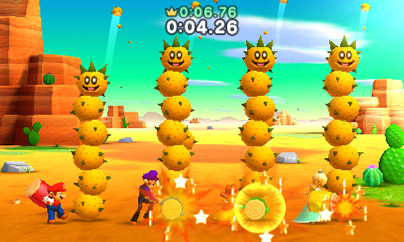 Mario Party: The Top 100 - Screenshot 2