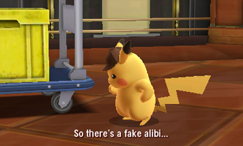 Detective Pikachu - Screenshot 5