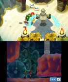 Mario & Luigi: Bowser's Inside Story + Bowser Jr's Journey - Screenshot 4