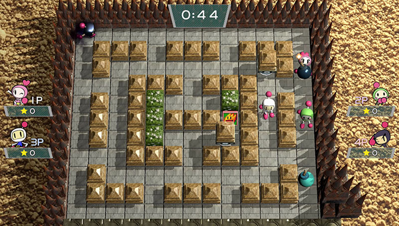 Super Bomberman R Shiny Edition - Screenshot 5