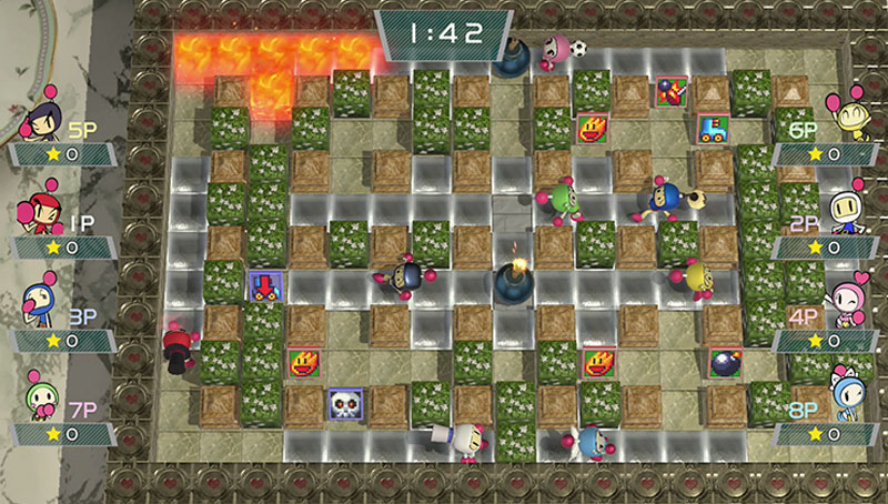 Super Bomberman R Shiny Edition - Screenshot 6