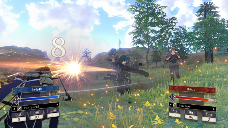Fire Emblem: Three Houses - Screenshot 3