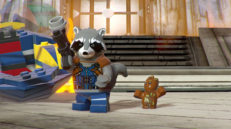 LEGO Marvel Super Heroes 2 - Screenshot 5